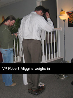 Robert Miggins weighs in