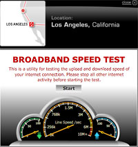 ServerBeach Speed Test