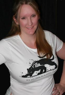 ServerBeach T-Shirt Lisa Sabin-Wilson
