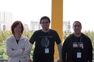 PEER 1 - ServerBeach Staff at WordCamp SF 09